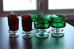 Vintage glassware Stratford Kitchener Area image 1
