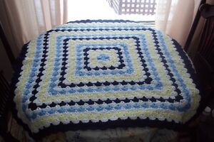 CROCHET BABY BLANKETS $20 - PLEASE CONTACT FOR PRICES