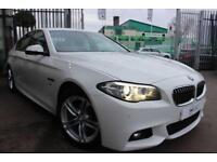 2014 64 BMW 5 SERIES 2.0 520D M SPORT 4D 188 BHP DIESEL