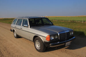 1985 Mercedes 300TDT wagon