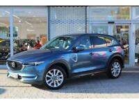 2018 Mazda CX-5 2.2d Sport Nav+ 5dr Estate Estate Diesel Manual