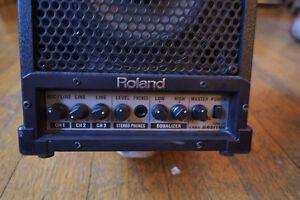 Ampli ROLAND Cube Monitor CM 30