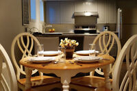 Charming, Modern, and Fully Furnished Apartment in Heart of KW