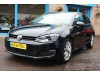 2014 14 VOLKSWAGEN GOLF 2.0 GT TDI BLUEMOTION TECHNOLOGY DSG 5DR AUTO 148 BHP DI