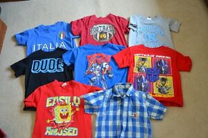 Boys clothing lot size 5 / Small (5/6)