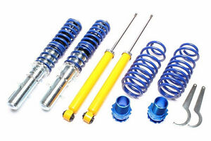 Suspension Ajustabl TuningArt Coilover Volkswagen Golf Jetta MK4