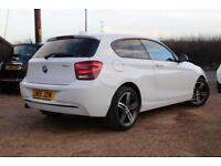 2015 15 BMW 1 SERIES 1.6 116I SPORT 3D 135 BHP