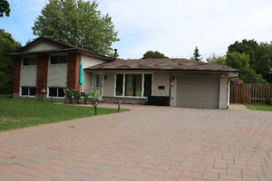 Gorgeous well maintained home with beautiful yard!