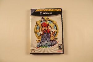 Super Mario Sunshine - Nintendo Gamecube Game - Complete