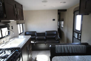 2018 Sportsman Travel Trailer for rent Half Ton Towable