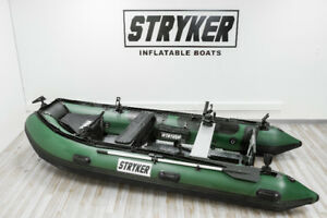 NEW--Stryker Boats--Canada's Favourite Inflatable Boat