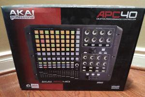 Akai APC40 MKI Ableton Controller