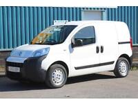 2014 CITROEN NEMO 660 X 1.3 HDI 75 BHP DIESEL MANUAL VAN, 1 OWNER, FULL CITROEN