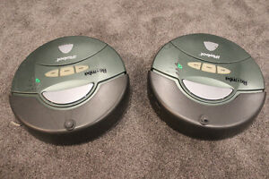 For Sale!! Two Roomba Vacuuming Robot 2.1 Model 4305