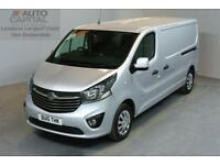VAUXHALL VIVARO 1.6 2900 L2H1 CDTI P/V SPORTIVE 5D 114 BHP AIR CONDITION ECO