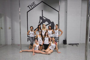 Pole and Aerial Group Fitness Classes / Lessons London Ontario image 2