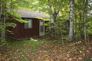 Waterfront Cottage- Elgin 3 Lots! 240 feet of frontage Troy Lake