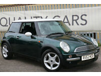 Mini Cooper Stunning car with only 1 former keeper BARGAIN PRICE PERFECT CAR!!
