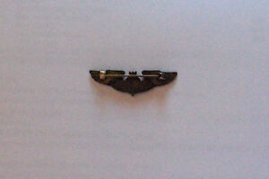 Army air Corp Bambardier Bomb  Pin - WWll Sterling Kitchener / Waterloo Kitchener Area image 3