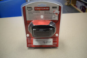 Craftsman 24 Volt Lithium Ion Battery