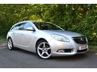 2011 Vauxhall Insignia 2.0CDTI Diesel SRi VX-Line £159 A Month £0 Deposit