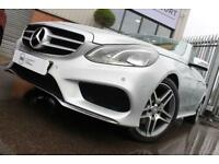 2014 64 MERCEDES-BENZ E-CLASS 2.1 E250 CDI AMG SPORT 4D AUTO 202 BHP DIESEL