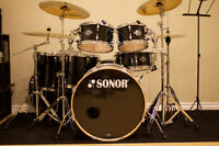 Sonor Essential Force S Drive 6-Piece Drum Kits - 100% NEW!!!