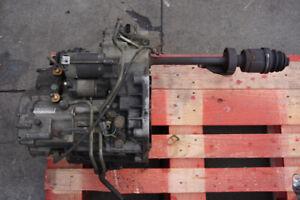 Transmission JDM Honda Civic 92-00 D16A 1.6L AVEC installation