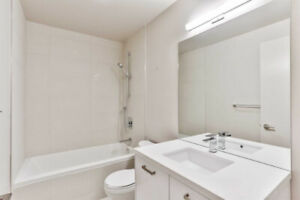 Bedroom 538 Sq. ft. Downtown Toronto Condo-608 Richmond St. W.