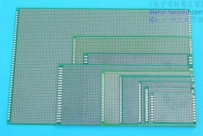 Single Side Hasl Pcb Prototype Board Diy Universal Hole Circuit Breadboard
