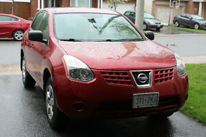 2008 Nissan Rogue S AWD, Safety & E-Test