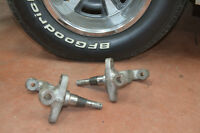 Camaro 67 68 69 spindles disc brake
