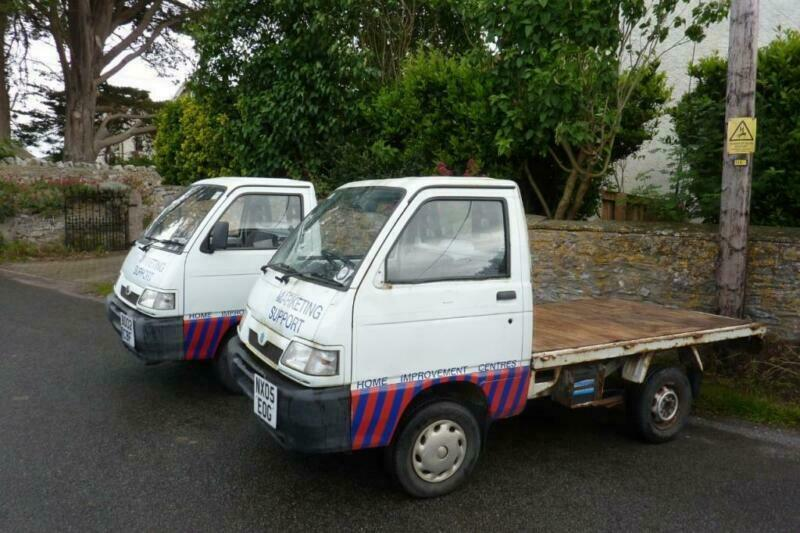 c0895f90fa2f 2002 Daihatsu Hijet 1.3 Pick Up EFi BREAKING FOR SPARES ONLY 2 door Pick Up