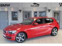 2014 63 BMW 1 SERIES 1.6 116I SPORT 5D 135 BHP
