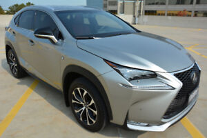 LEASE TAKEOVER WITH BUYOUT OPTION - Lexus NX200t, F SPORT!!!