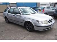 2002 Saab 9 5 2.0t Arc 5dr 5 door Estate