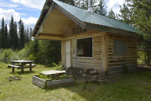 BC Water front property - near 100 Mile House, BC 26 Acres