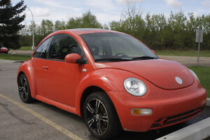 2003 Volkswagen Beetle Special Edition Turbo Hatchback