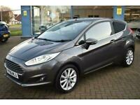 2016 Ford Fiesta 1.0 3dr Titanium Turbo Hatchback Petrol Manual