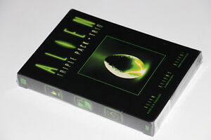 3X DVD-ALIEN-COLLECTION TRILOGY (NEUF/NEW)