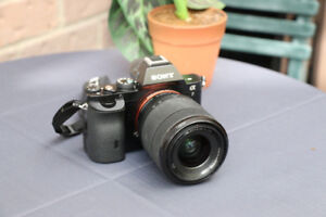 Sony A7 Alpha 7 Mirrorless Camera with 28-70mm Lens Kit