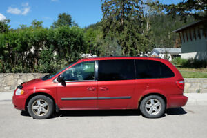 2005 Dodge Grand Caravan (camper or plain)