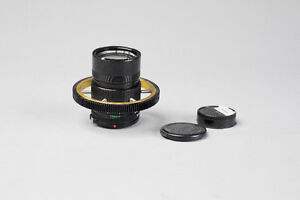 Canon FD 135mm lenses