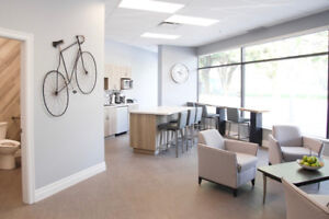 BRAND NEW Private Office & Co-Working Space (Port Coquitlam)