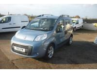 2011 FIAT QUBO 1.3 Multijet Dynamic 5dr WHEELCHAIR ACCESSIBLE