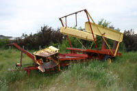 Balers and Bale Wagons
