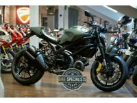 "Ducati Monster 1100 Evo ""Diesel"" Limited Edition used"