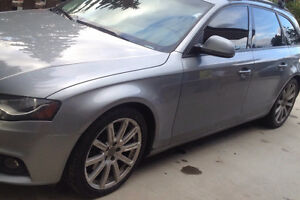 2009 Audi A4 fully loaded Wagon
