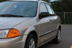 1999 Mazda Protege DX Sedan