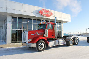 2011 Peterbilt 367 Day Cab